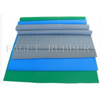 China Eco-friendly Natural Neoprene CR EPDM SBR Rubber Sheet on sale