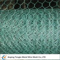 China PVC Coated Gabion Mesh |Outside Wire Diameter 3.0mm to 4.5mm for sale