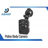 Quality GPS Wearable Body Worn Video Cameras Police Full HD 1296P Recording for sale