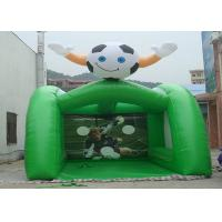 Wholesale Fire Resistant Outdoor Inflatable Kids Games Inflatable Football Goal from china suppliers