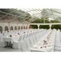 Water proof outdoor party tents over 300 people for banquet for sale
