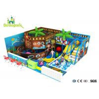 Wholesale Ocean Theme Childrens Soft Play Area Ball Pool For Shopping Mall / Parks from china suppliers