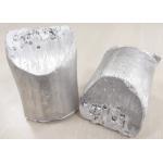 China Cylindrical Deoxidizer Raw Material Steel Shot Aluminum Steelmaking Deoxidization for sale