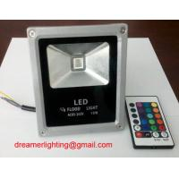 Wholesale 16 Color Tones RGB LED Flood Light for Illumination and Beautification of Home Hotel Garde from china suppliers
