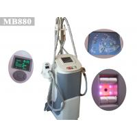 Quality Vacuum Roller Cavitation RF Lipo Cavitation Machine MB10s For Weight Loss Skincare for sale