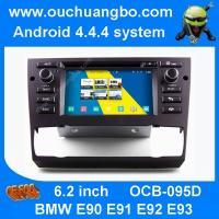 Wholesale Ouchuangbo S160 BMW E90 E92 E93 audio DVD gps radio with 3G WIFI  MP3 AUX android 4.4 OS from china suppliers