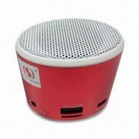 Wholesale USB Portable Speaker with FM, LED Screen, Easy to Carry and Enjoy Music Anywhere from china suppliers