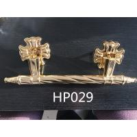 Wholesale Coffin Decoration HP029 Plastic Coffin Handles Gold Brass Or Copper from china suppliers