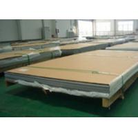 Wholesale 201 Cold Rolled Stainless Steel Sheet Custom Cut Length 600 - 1219mm Width from china suppliers