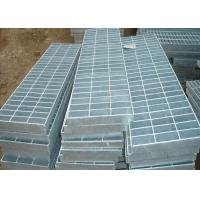 Wholesale Corrosion Resistant Galvanized Steel Grating Silver 32 X 5 Metal Walkway from china suppliers