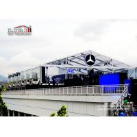 Wholesale Transparent  Roof Cover  20X40M Outdoor Event Tents With Inside Decoration from china suppliers