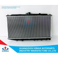 Buy cheap Cooling System Honda Aluminum Radiator CIVIC / CRX'88-91 EF2.3 MT 19010-PM4-003/ 004 from Wholesalers