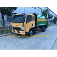 Wholesale Hydraulic System 16m3 Garbage Compactor Truck HOWO 4 X 2 290 HP 6 Wheel from china suppliers