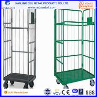 Wholesale High Capacity Powder Coated Steel Roll Container from Chinese Manufacturer from china suppliers
