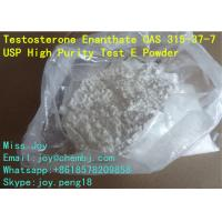 China USP Testosterone Enanthate Powder Test E 250mg/ml Injectable Bodybuilding Steroid on sale