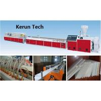 Wholesale PVC Artificial Marble Stone Plastic Profile Production Line 330kgs / h from china suppliers