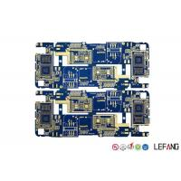 Buy cheap Electroncis PCB Printed Circuit Board ENIG Surface For 4G Commnication Apparatus from wholesalers