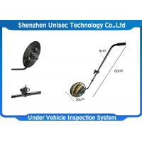 Buy cheap UNIQSCAN Under Vehicle Inspection Mirror UV200 with telescopic handles used in hotel from wholesalers