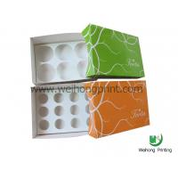 Wholesale Hot sales cupcake boxes and inserts from china suppliers