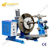 Buy cheap HzNorth BY-100-15T20 2-15 rpm Automatic Welding Positioner with D-200 Chuck, air from wholesalers