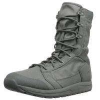"""Wholesale Mens Tachyon 8"""" Military Boots Soft Black Cow Leather Slip - Resistant Outsole from china suppliers"""