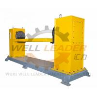 Buy cheap Single Axis Servo Positioner Rotating Overturning Table For Robot Welding 800Kg Load from wholesalers