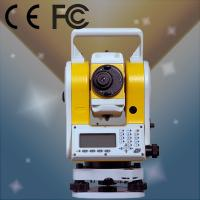 Wholesale Cheap and fine total station for distance measuring engineering construction from china suppliers