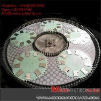 Wholesale Double Disc Diamond & CBN Grinding Wheel  Alisa@moresuperhard.com from china suppliers