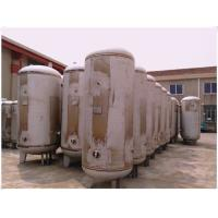 Wholesale Stainless Steel Diaphragm Pressure Air Receiver Tank Vertical Orientation from china suppliers
