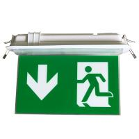 how to change battery in emergency exit sign