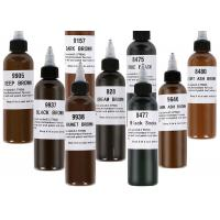 Wholesale Lushcolor Semi Permanent Makeup Pigments Semi Paste Eyebrow Micropigmentation Ink from china suppliers
