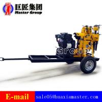 Wholesale China Cheap Price 130m Deep Mobile  Hydraulic Water Well Drilling Rig  Manufacture from china suppliers
