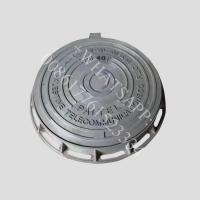China cast iron d400 sewer manhole cover price,Square manhole cover for sale