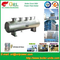 Wholesale Gas Steam CFB Boiler Drum Water Heat Non Pollution Boiler Equipment from china suppliers