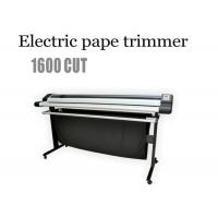 Buy cheap High Efficient Multi Function Electric Paper Trimmer Easy Operation Fayon-1600cut from wholesalers