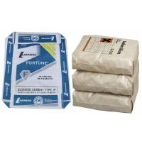 Wholesale PP Recycled Cement Bags PP Woven Bag For Cement 50 Kg Block Bottom from china suppliers