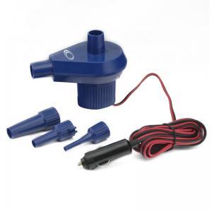 Quality DC 12V Electric Air Mattress Pump , 50W raft inflator 17500RPM for sale