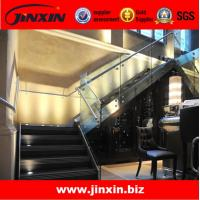 Wholesale JINXIN stainless steel rails for staircases stair railings from china suppliers