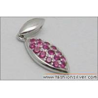 Buy cheap 925 Sterling Silver with Gemstone Jewelry from wholesalers