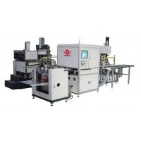 Buy cheap Full Automatic Rigid Paer Box / Cell Phone Box Making Machine from wholesalers