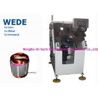 Wholesale Induction Motor Stator Winding Machine With Top Insulation Paper Auto Insertion from china suppliers