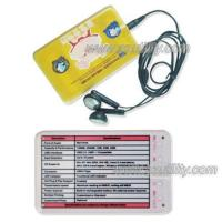 China Super slim Name card mp3 player,credit card MP3 Player on sale