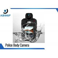 Wholesale HD Wireless Law Enforcement Body Camera , Bluetooth Wearable Video Camera Police from china suppliers