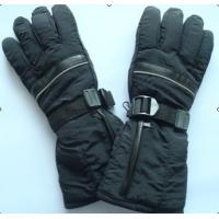 China Winter hot electric heated gloves on sale