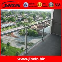 Wholesale JINXIN stainless steel balcony railing designs from china suppliers