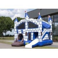 Wholesale Amazing Castle Combo Bounce House Jumping House With Slide 5.6x5x3.5m from china suppliers