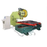 Buy cheap Automatic Hole CNC Punching Machine Deep Throwt Welded Structure from Wholesalers