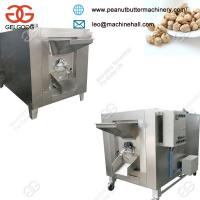 Wholesale Cheap price Drum Electric Chana Chickpeas Roasting Machine/Nut Roasting Machine from china suppliers