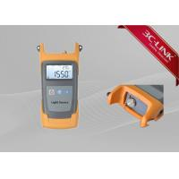 Wholesale Stable Light Source Fiber Optic Tester Optical Fiber Laser Source FC connector from china suppliers