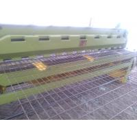 Quality Professional Wire Mesh Welding Machine 2.5 - 5.0mm Wire Diameter Reinforcing Mesh Machine for sale